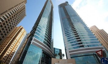 Huge 2BR+M   Al Fattan Marine Towers