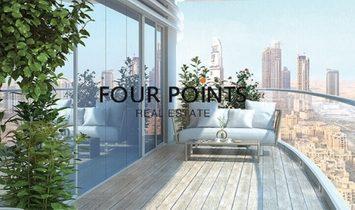 2BR  | Sustainable Concept | Downtown Dubai