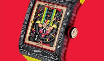 Richard Mille [2019 MINT] RM 16-01 Fraise BonBon Collection