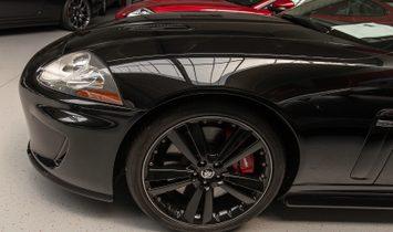 Jaguar XKR Alcantara Edition