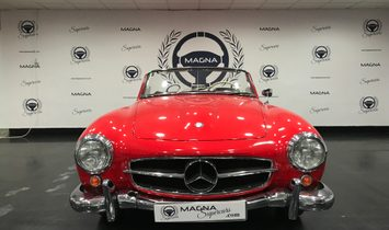 MERCEDES-BENZ 190 SL - 10/1956 - 75.294 KMS