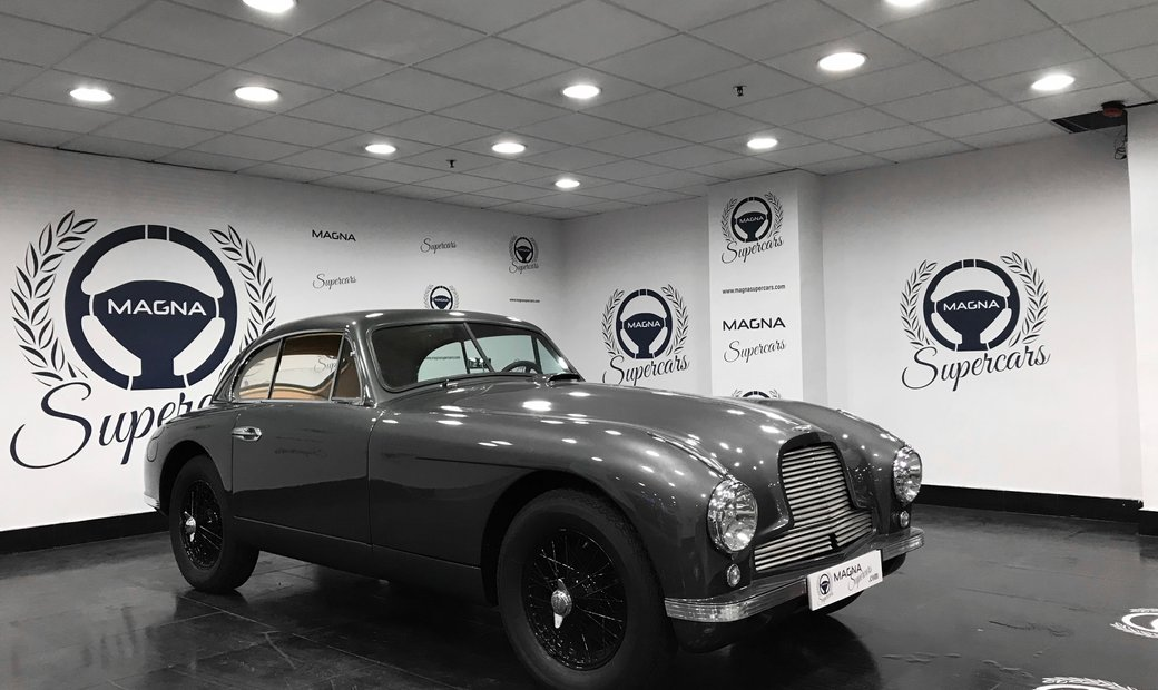 ASTON MARTIN DB2 COUPE LHD *1/411* - 1952 - 128 KMS