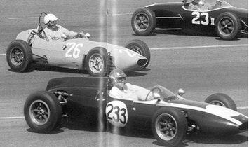 1961 Cooper T56 MK II Formula Junior