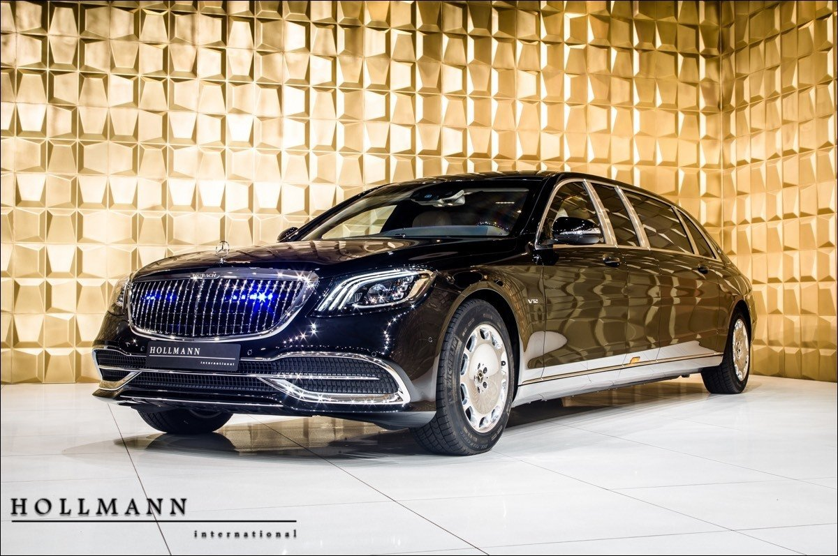 2019 Mercedes-Benz Mercedes-Maybach S 600 In Stuhr