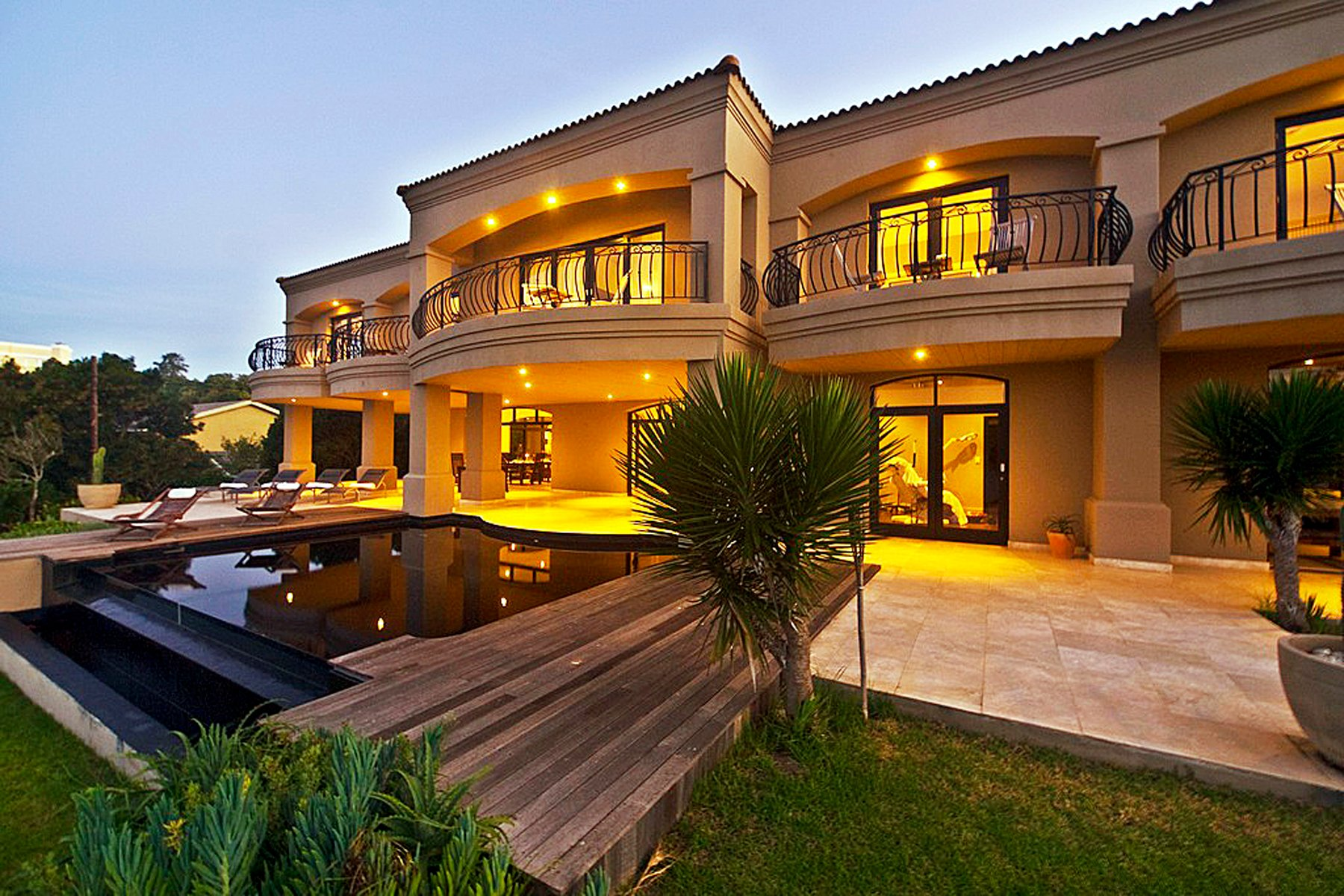 House in Wilderness, Western Cape, South Africa 1