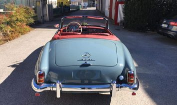 Mercedes SL 190 - 1962 | Amazing Masterpiece in perfect condition