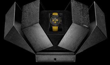 """Rolex DiW NTPT Carbon Daytona """"ALL CARBON LEMON EDITION"""" (Retail:US$48,990)"""