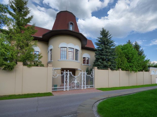 House in Barvikha, Moscow, Russia 1