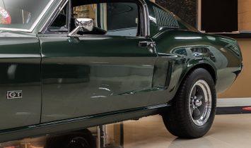 1968 Ford Mustang Fastback Bullitt