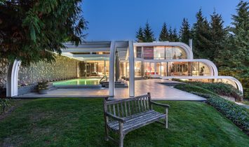 House in West Vancouver, British Columbia, Canada