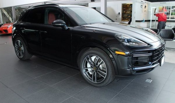 6 Porsche Cayenne Turbo For Sale On Jamesedition