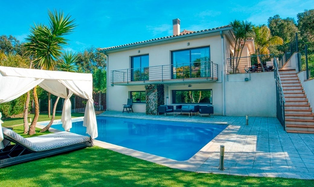 Cosy house with a lot of privacy in Platja d'Aro