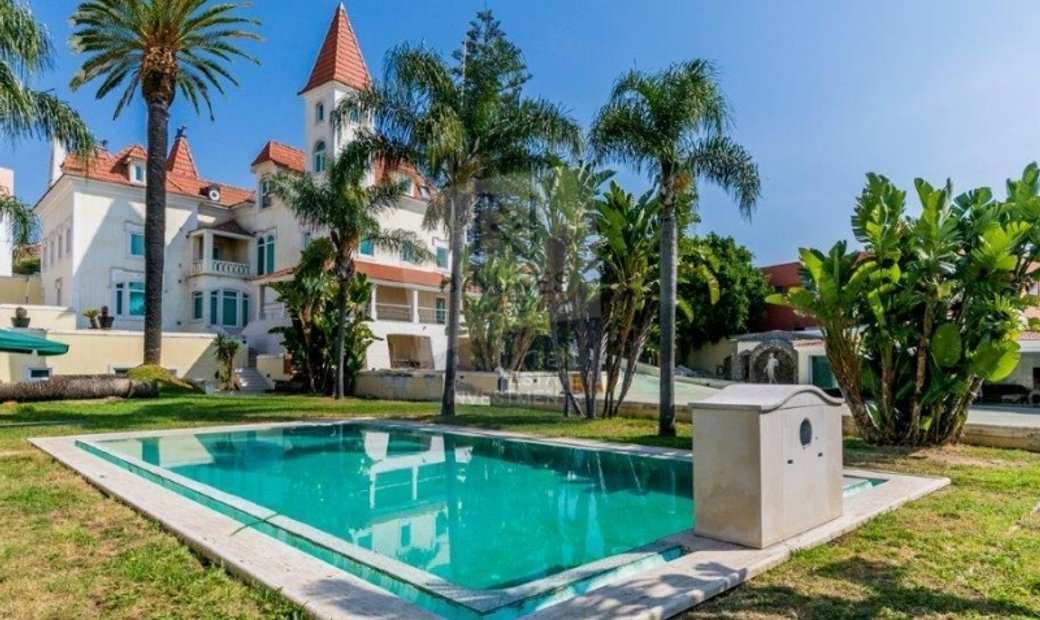 Mansion 11 Bedrooms For sale Oeiras