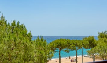 Fabulous luxury apartment on the sea front in Platja d'Aro
