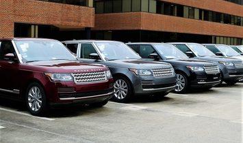 Land Rover Range Rover V8 Supercharged