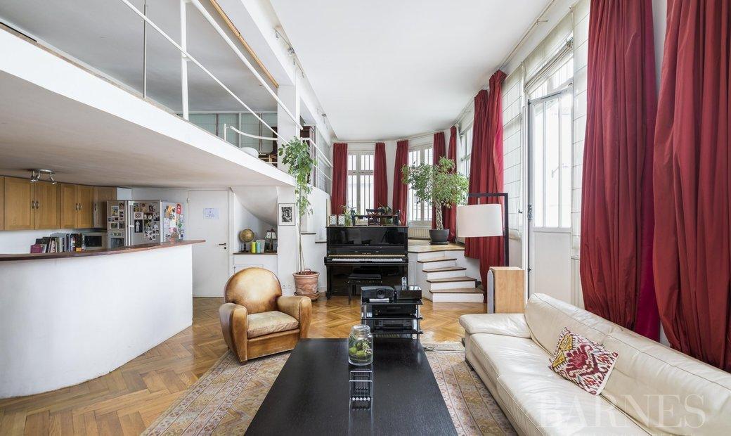 Sale - Apartment Paris 14th (Petit-Montrouge)