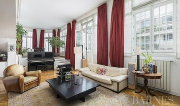 Sale - Apartment Paris 14th (Petit-Montrouge)