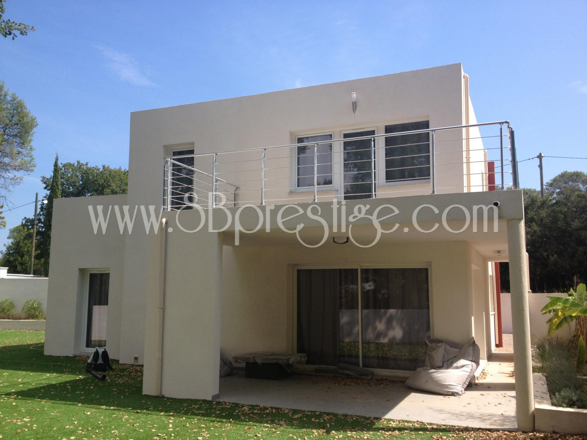 Seasonal rental - House Valbonne