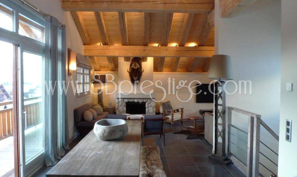 Sale - House Megève