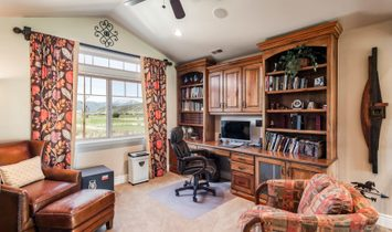 Beautiful Custom Home On Horse Property In Midway
