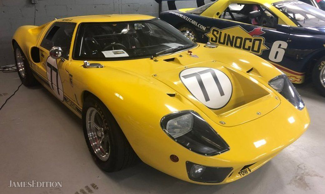 1966 Ford Gt40 In Boca Raton United States For Sale 10567377