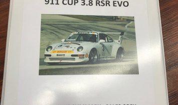 1997 Porsche 911 3.8 RSR