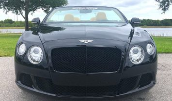 2013 Bentley Continental GTC W12