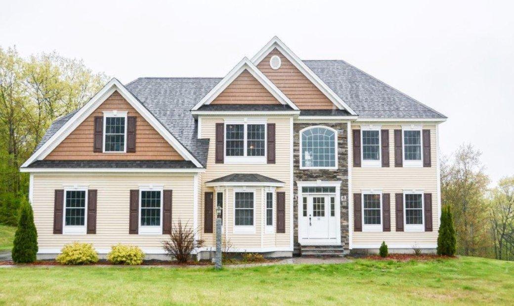 Custom Built Windham NH  Home