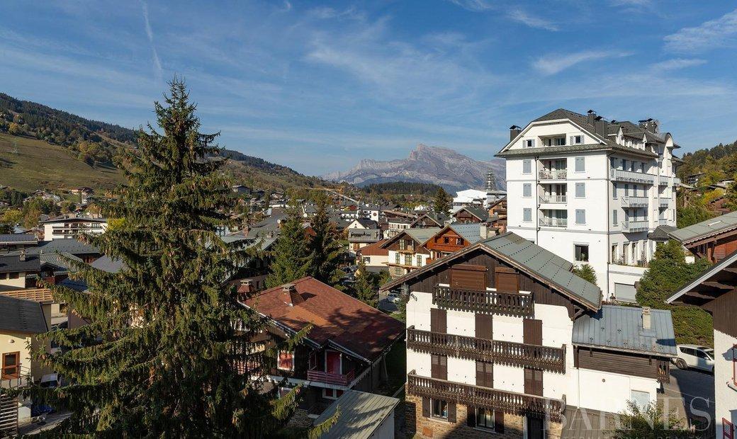 Sale - Apartment Megève (Village)