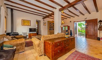 Eco Masia house for sale in Carcaixent, Valencia.