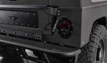 2018 Hummer Mil-Spec Automotive Hummer H1