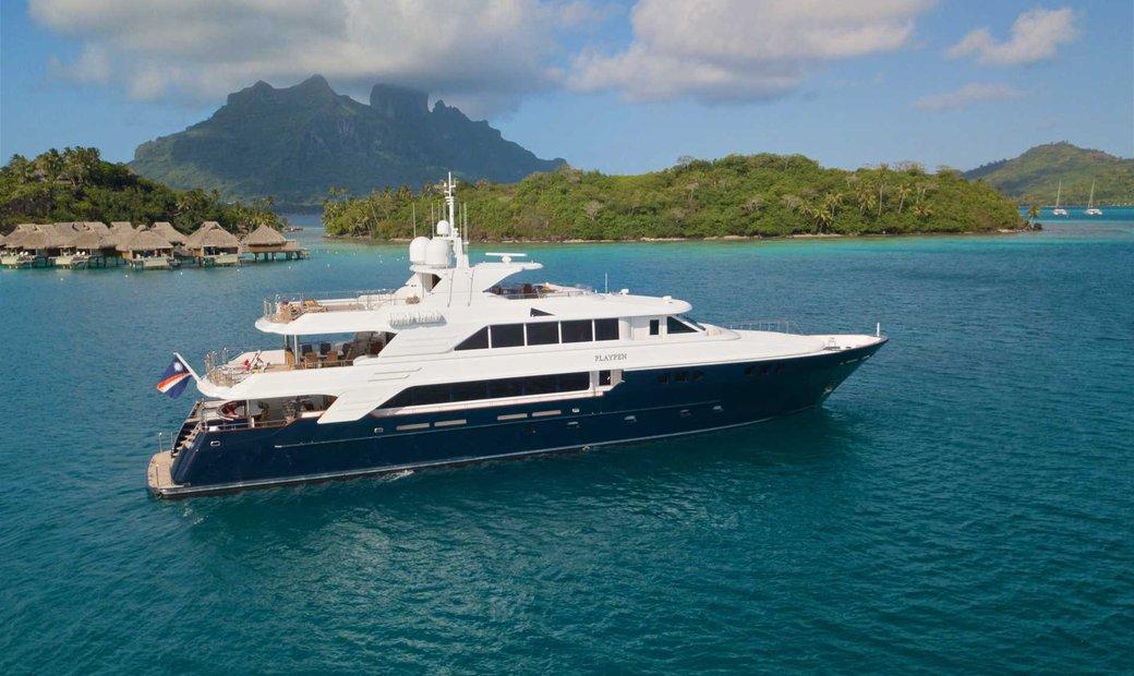 PLAYPEN 142' (43.28m) Richmond Yachts 2007/2018
