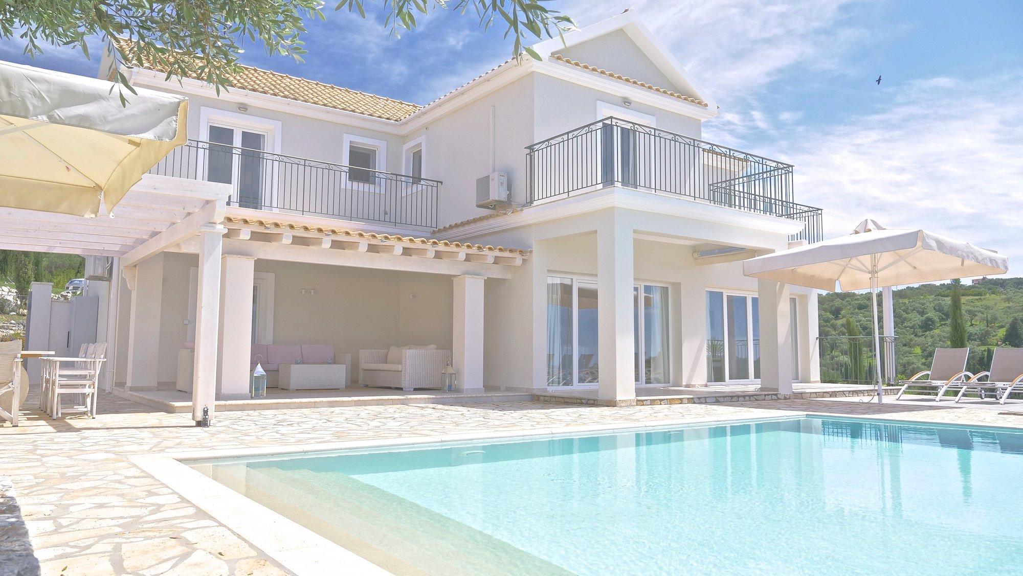 House in Arillas Agiou Georgiou, Greece 1