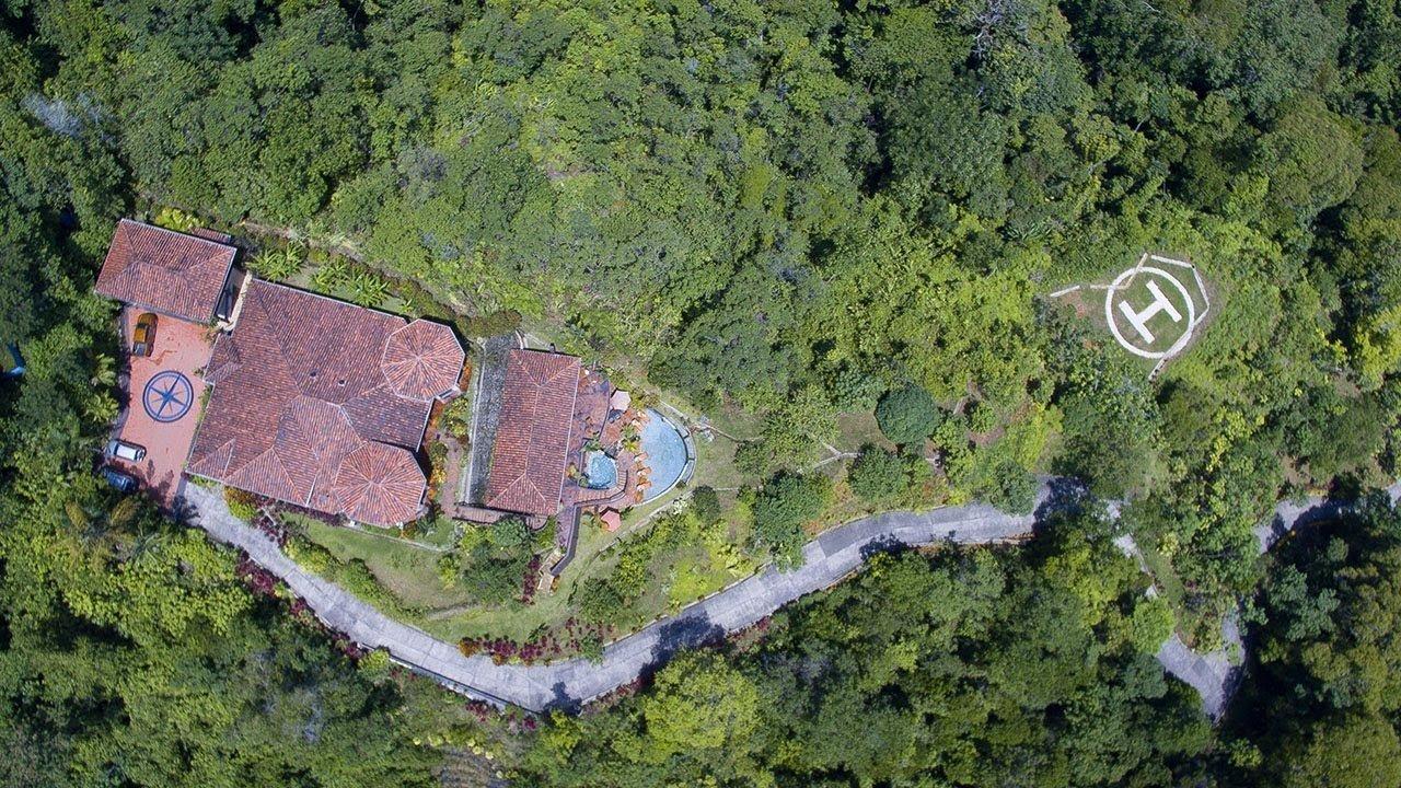 Estate in Tres Rios, Puntarenas Province, Costa Rica 1 - 10573970