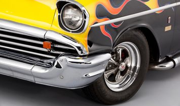 1957 Chevy Bel Air Coupe Ex Ringo Star