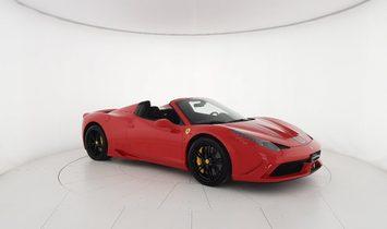 For Sale 1 of 499 Italian piece of Art: The Ferrari 458 Speciale Aperta