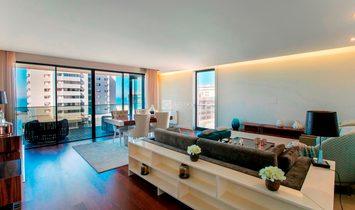 Luxurious apartment.