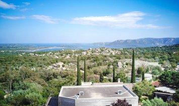 Vente villa vue mer et montagnes à Porto Vecchio