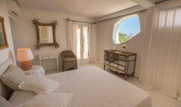 Porto Cervo Pantogia Prestigious Sea View Villa Immersed In The Green