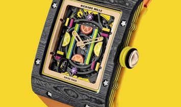 Richard Mille RM 16-01 Citron Automatic BonBon Collection