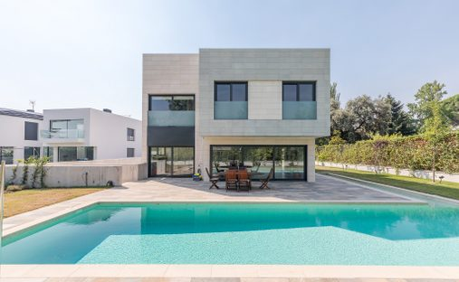 House in Community of Madrid, Spain