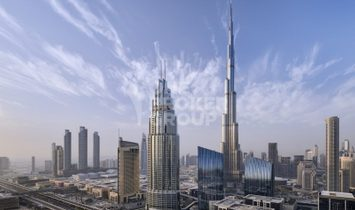 Full Fountain, Burj View|High Floor|Well Priced