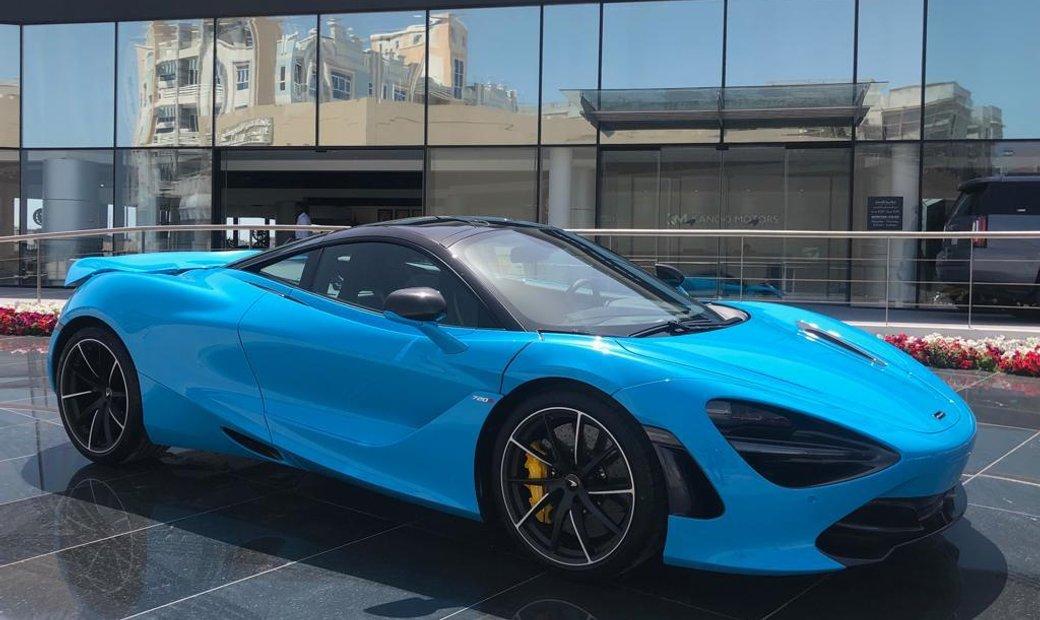 MSO Fistral Blue
