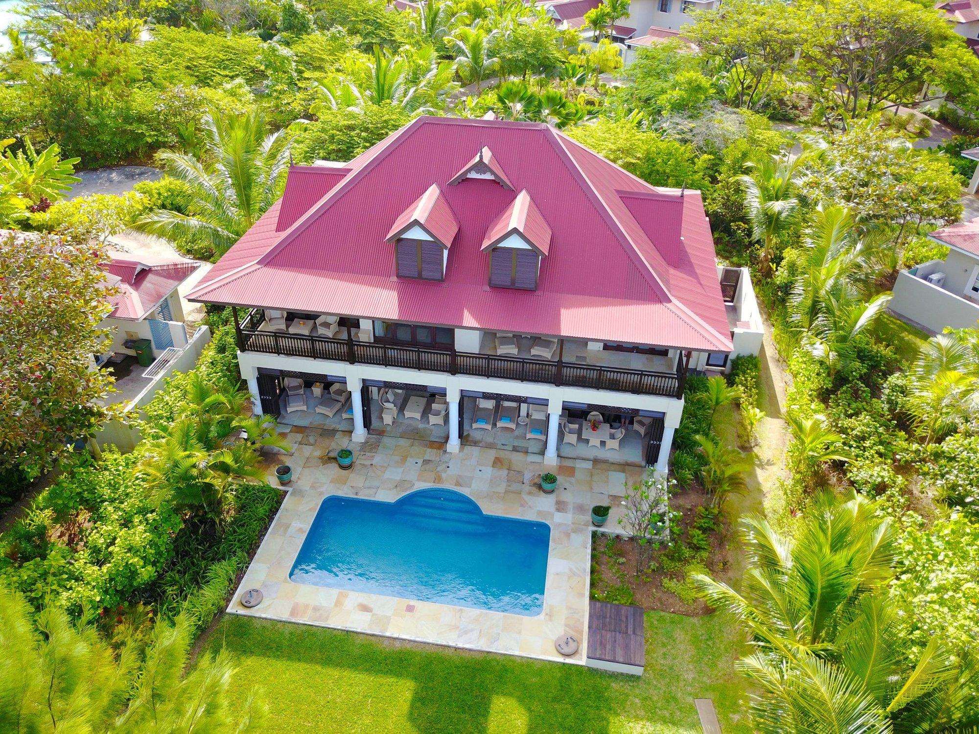 Villa in Seychelles 1 - 10589796