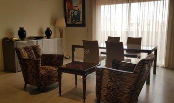Très joli appartement meublé situé au 5ème étage d'une résidence