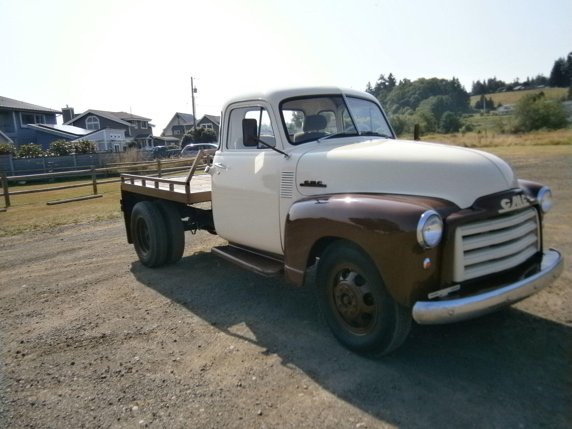 1951 Gmc Truck In Tacoma Wa United States For Sale 10591408