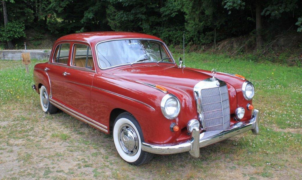 1959 Mercedes Benz 220S