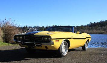 1970 Dodge Challenger  Convertible