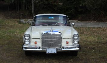 1963 Mercedes Benz 220 SEb