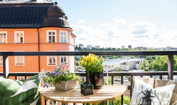 Апартаменты в Norrmalm, Евлеборг, Швеция 1
